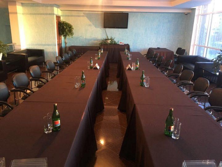Аренда гостиничных конференц-залов